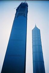 000013 (Swingin') Tags: lomo lca shanghai  pudong  jinmaotower  lujiazui swfc   shanghaiworldfinancecenter