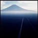 富士山:Mt.Fuji, moutain, night view, 富士山, 山, 夜景, 風景, 空撮