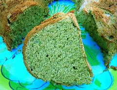 green tea angel food cake