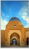Al-Kout Gate [HDR] (Hussain Shah.) Tags: mall d50 nikon gate kuwait 1855mm nikkor hdr kuwaiti fahaheel alkout الكويت alkoutmall الكوت kuwaitimuwali muwali