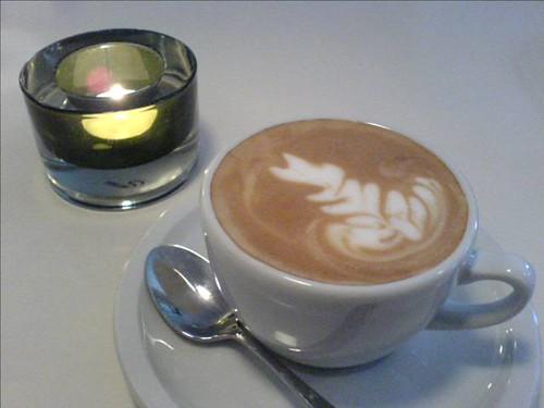 Den gode kop - Kaffeplantagen & Vin