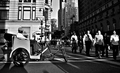 NEED A RIDE (Be Water My Friends) Tags: newyork think ponder wander