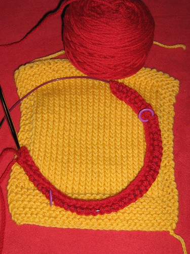 Gryffindor swatch and start