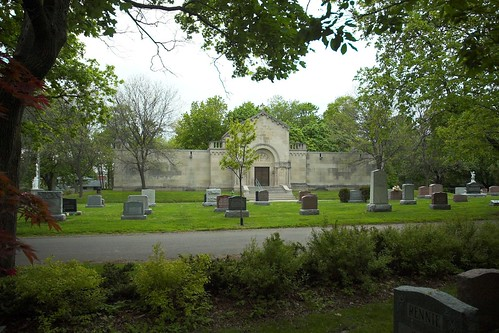 Old Cemetary building