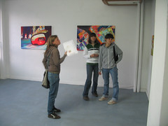 oppening of exhibition Beach culture in Bercsényi 004
