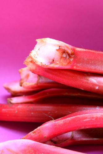 Rabarbaro rosa