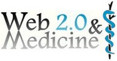 logo Web 2.0 and Medicine