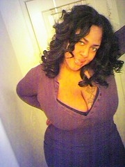 THINKING OF ANGELS (MS. CHRISSETTE) Tags: urban sexy beautiful smile hair big model eyes african bbw myspace curvy lips american tall thick busty hourglass voluptuous chrissette