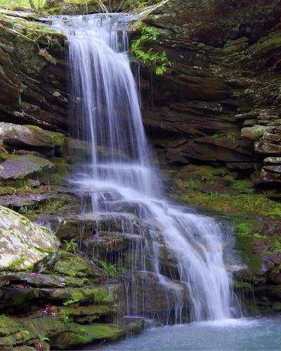 Magnolia Falls, Arkansas por dbarronoss.