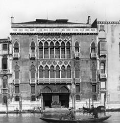 Venice, Italy - Palazzo Barbarigo