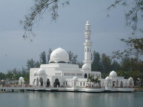 Floating Mosque - Kuala Terengganu, Malaysia
