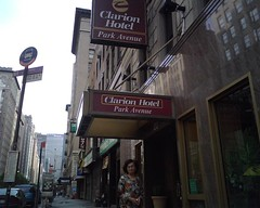 Clarion Hotel Park Avenue by csfocus, on Flickr