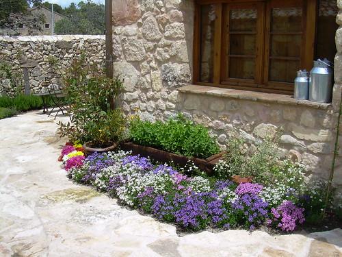 Decoracion Jardines Rusticos Fotos ~ DyJ Jardines combinados, r?sticos y tradicionales  DyJ