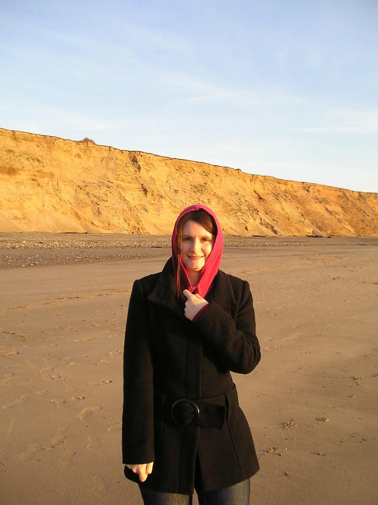 Don on the Beach