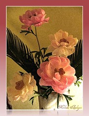 Roses Flower Arrangement with Dry Brush Paint Effect (Scandblue) Tags: flowers roses rose artistic expression manipulation delicate flowerpower flowerarrangement enhancement artisticexpression closeshots masterphotos flowerpicturesnolimits theexploremachine naturalexcellence