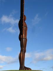 The 'Angel of The North' (Ramsay) Tags: sculpture wings gateshead 1998 angelofthenorth antonygormley tenthanniversary