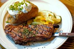 New York Steak by disneymike