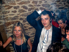 Kate Moss and Pete Doherty (james colorspace) Tags: jaume drifting katemoss petedoherty dior love cazals fashion glam nerves punters paris party