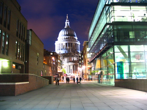St. Paul's Nighttime