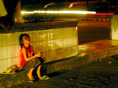 stop poverty (Stitch) Tags: poverty street topv111 nightshot philippines poor beggar forgotten
