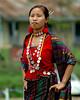 Tangsa Girl (Arif Siddiqui) Tags: people woman india girl costume asia tribal indigenous arunachal southasia arunachalpradesh northeastindia unknownfaces arunachalpradeshindia arunachali