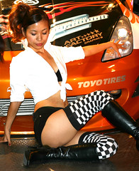 IMG_8454 (Maxx Manboeuf) Tags: japan asian japanese babes tokyogameshow racequeen