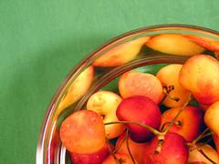 Rainier Cherries 2 - by libraryman