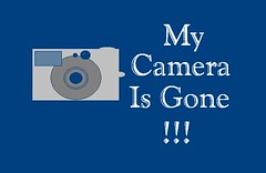 My Camera Is Gone (nicholasian) Tags: missingcamera
