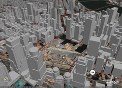 Ground Zero, with Google Earth