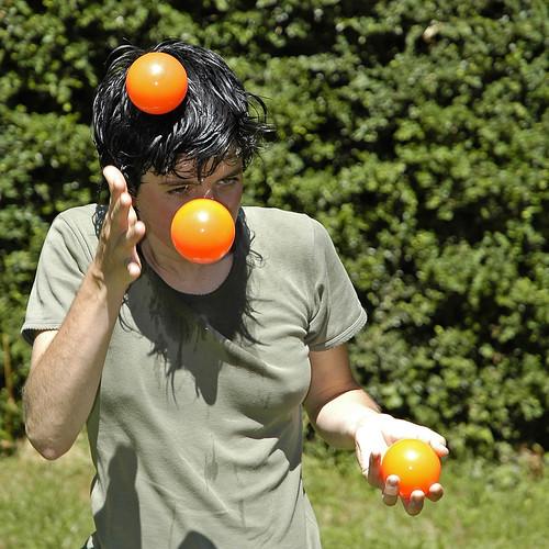 Juggling #1