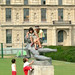 Kids Climbing on a Statue @ The Louvre, Paris