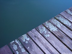 Minimalism (_Marcel_) Tags: water germany wasser boardwalk braunschweig steg sdsee top20fav