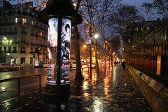 Paris - Blvd. St. Germain (4516) (Bill in DC) Tags: paris france 2004 wow lights favorites bestviewedlarge eos20d 5eme best2004