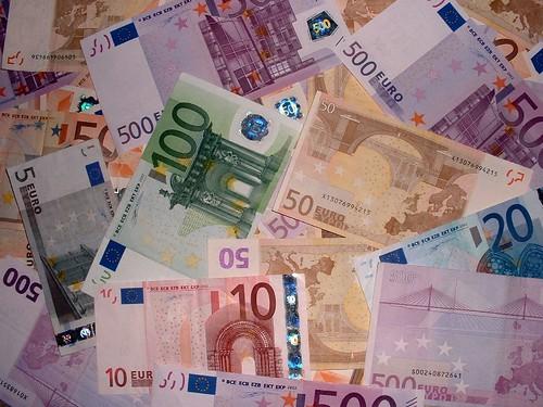 geld money € euro 07