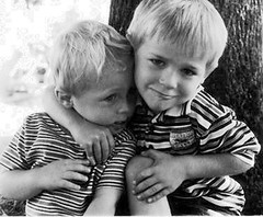Alex and Michael