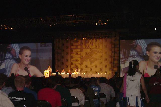 Portman at Comic Con 2005 by Joits