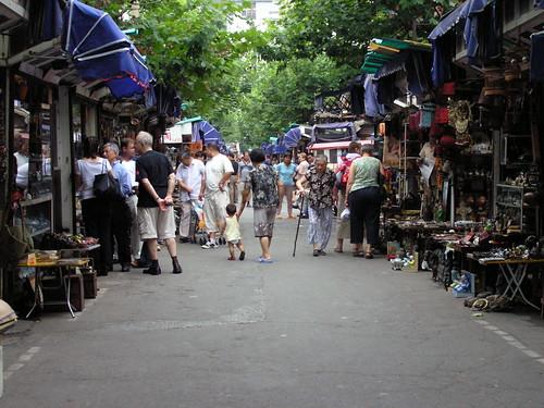 Shanghai Dongtai Lu Market 2