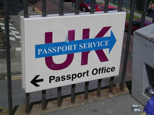 UK Passport Office