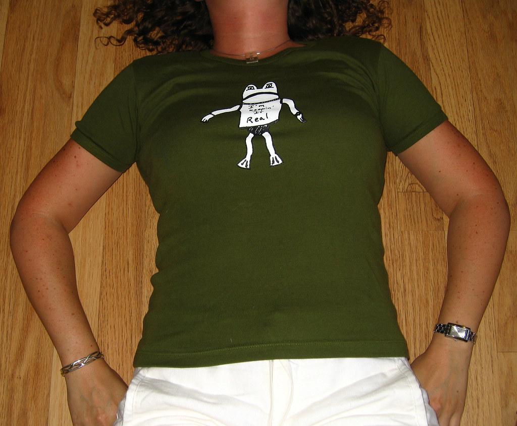 KIRF t-shirt!