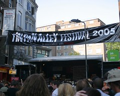 Tin Pan Alley Festival 2005