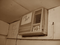 Sira Ito..the Broken AC (dsm101) Tags: pi airconditioning