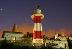 Deserted Lighthouse (ido1) Tags: old deleteme5 sea deleteme8 sky lighthouse deleteme deleteme2 deleteme3 deleteme4 deleteme6 deleteme9 deleteme7 topv111 clouds port sunrise coast israel pier telaviv seaside topv333 saveme purple saveme2 deleteme10 jaffa maritime bestofisraelproject