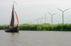 wind energy old and new by dirk huijssoon