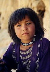 bamiyan girl (takuis) Tags: homeless girl bamiyan afghanistan