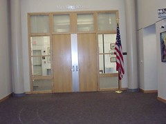 010 Meeting room entrance DECEMBER 4, 2002 (BARBARAJEAN) Tags: chelmsfordpubliclibrary