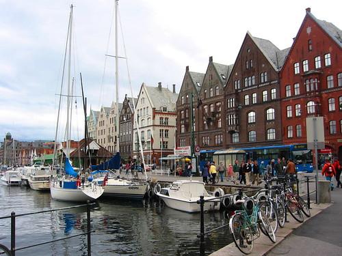 Bryggen Port