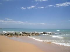 Spiaggia Dogana Marina di Ragusa Sicilia Sicily