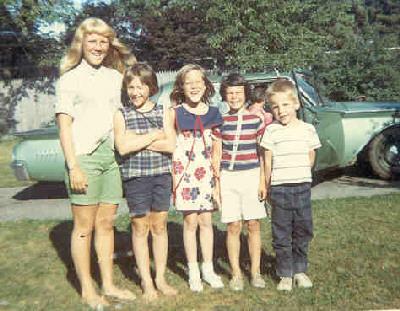 A Summer's Day, circa 1967