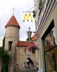 Medieval McDonalds