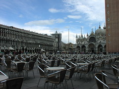 Piazza San Marco, empty